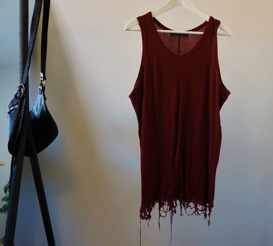 Julius Distressed Tank Top Size US M / EU 48-50 / 2