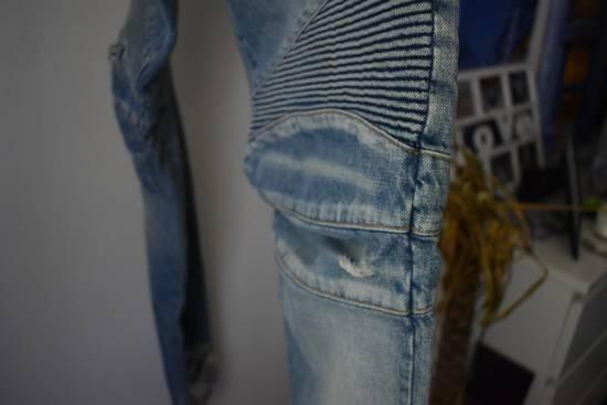 Balmain Balmain Biker Denim Jeans Size 33 Size US 33 - 8