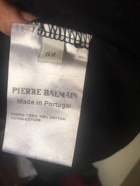 Balmain Pique Polo Size US L / EU 52-54 / 3 - 3
