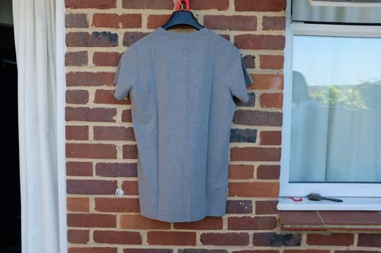 Balmain Grey Distressed T-shirt Size US M / EU 48-50 / 2 - 6