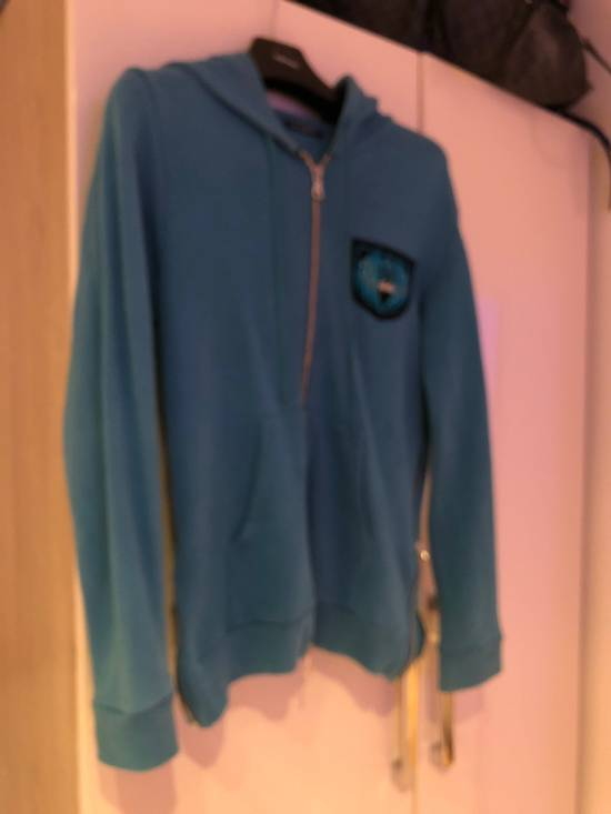 Balmain Balmain Turquoise Hoodie VERY RARE Size US S / EU 44-46 / 1 - 4