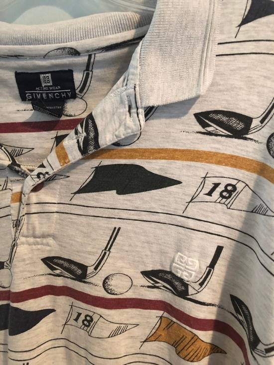 Givenchy Vintage Givenchy Polo Shirt Size US L / EU 52-54 / 3