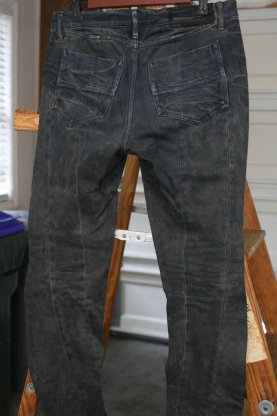 Julius FW10 'Gothik' Twisted Inseam Denim Size US 31 - 8