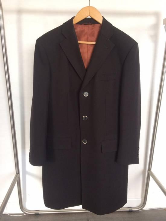 Balmain Black Coat Size US M / EU 48-50 / 2