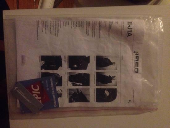 Acronym E-J1A Jacket Size US L / EU 52-54 / 3 - 6