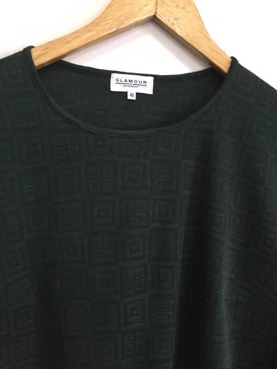 Givenchy Iconic Zucca Monogram LS Shirt Size US M / EU 48-50 / 2