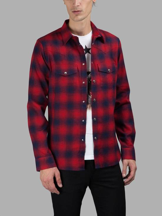 Givenchy Flannel check- shirt Size US S / EU 44-46 / 1