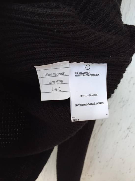 Thom Browne AW14 trim knit blazer jacket Size US XS / EU 42 / 0 - 5