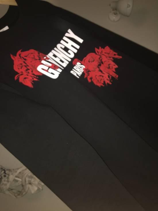 Givenchy Givenchy Roses Logo Graphic Sweatshirt Size US M / EU 48-50 / 2 - 2