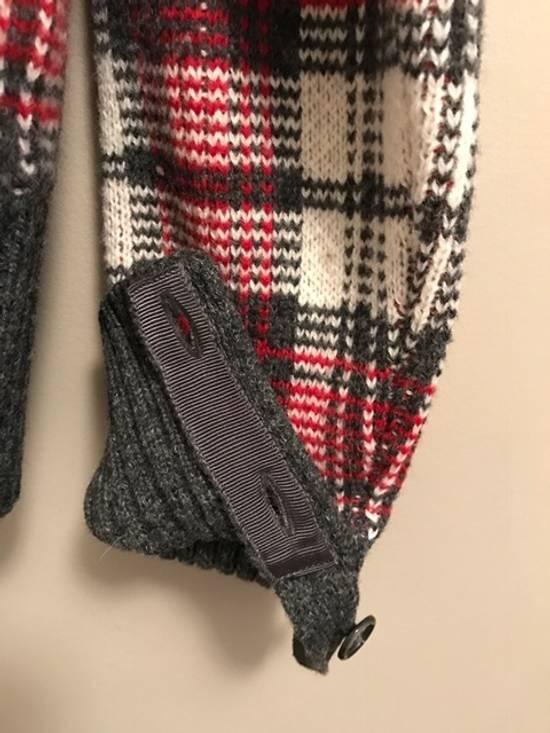 Thom Browne Wool Plaid Cardigan Jacket Size BB3 VERY RARE Size US L / EU 52-54 / 3 - 11