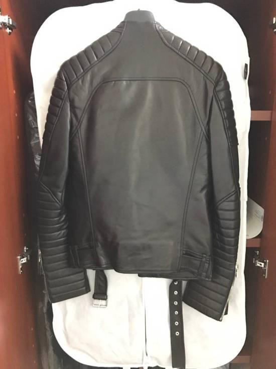 Balmain Signiture Biker Jacket - Sz. 44/xs Size US S / EU 44-46 / 1 - 2