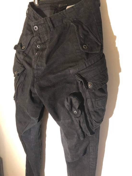 Julius SS 12 Gas-mask Cargo Pants Size US 32 / EU 48 - 3