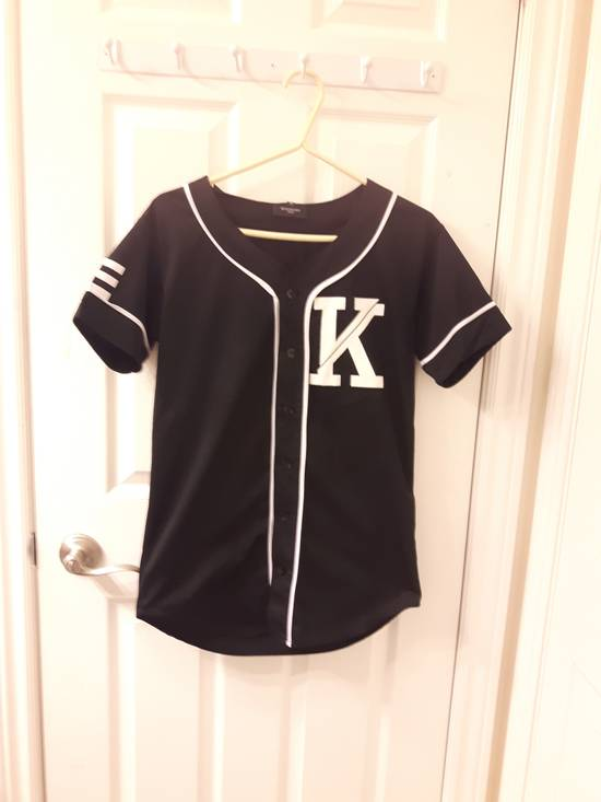 Givenchy KNYEW GIVENCHY Button Up baseball shirt Size US XL / EU 56 / 4