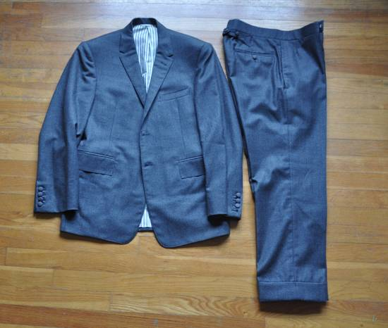 Thom Browne Early Collection Made in USA Suit Size 38R