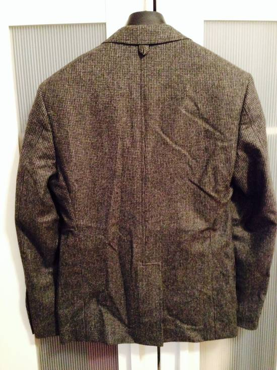 Thom Browne Black Fleece 3 B Sport Coat Size 34S - 2