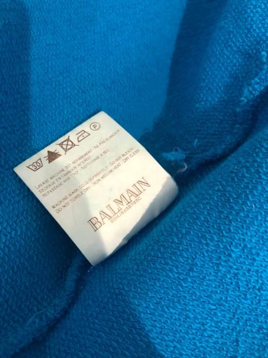 Balmain Hoodie Circa 2013 Size US L / EU 52-54 / 3 - 5