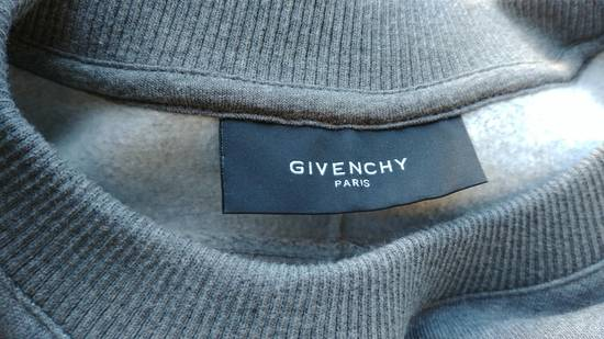 Givenchy Givenchy Grey Rottweiler Print Shark Bambi Star Men's Sweater size M (relaxed) Size US M / EU 48-50 / 2 - 9