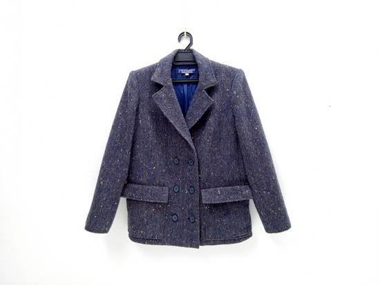 Givenchy 💥LAST DROP🔥[ÑÉÈĎ GÖÑË ŤÔĎĄŸ] Vintage 80's Givenchy Nouvelle Boutique Wool Button Jacket Coat Blazer Rare Size US M / EU 48-50 / 2