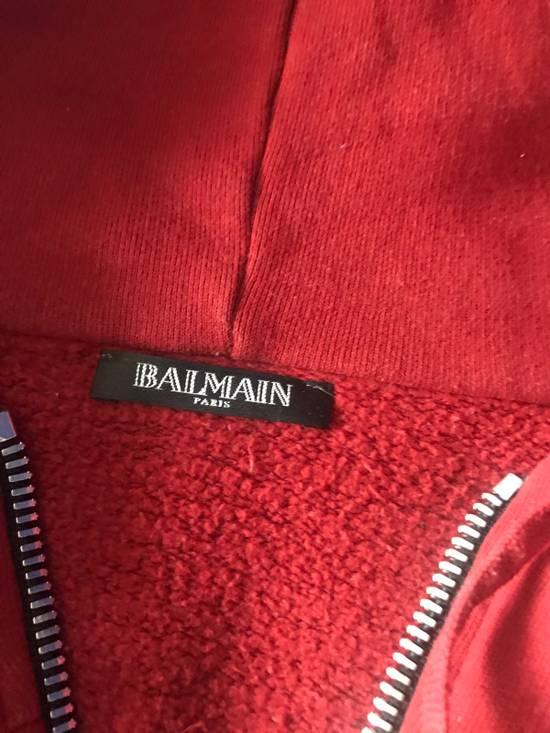 Balmain Half Zip Pull Over Size US XL / EU 56 / 4 - 1