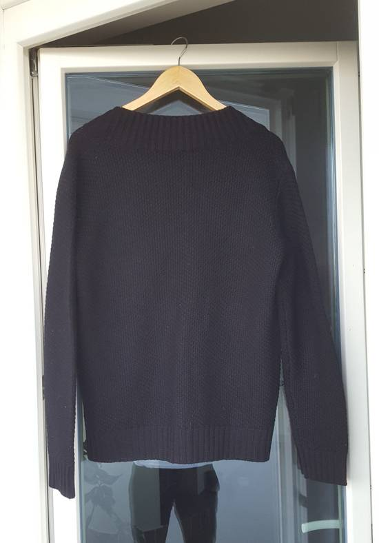 Balmain Pierre Balmain V neck knitted sweater Size US M / EU 48-50 / 2 - 1