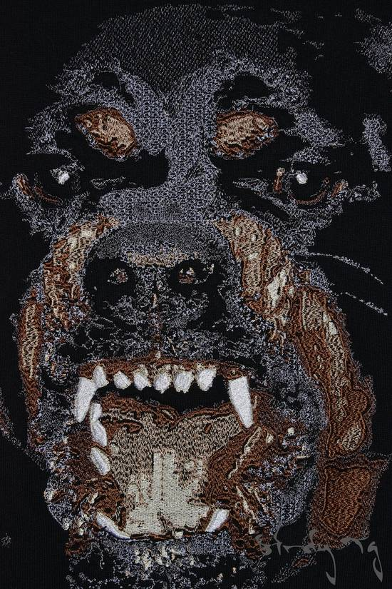 Givenchy Rare iteration Embroided Rotweiller Sweatshirt Size US L / EU 52-54 / 3 - 3