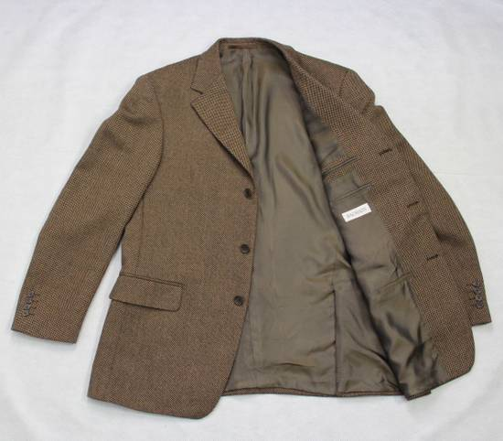 Balmain TWEED WOOL BLAZER JACKET Size 42R