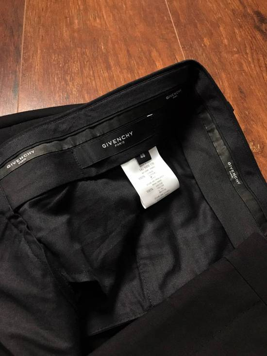 Givenchy F/W 13' Givenchy Runway Cotton Trousers Size US 32 / EU 48 - 3
