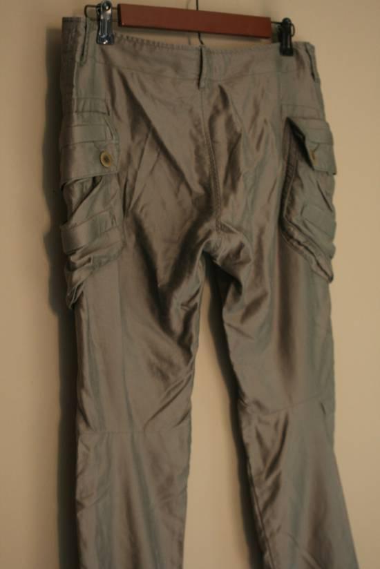 Julius SS10 Cotton-Lyocell Skinny Cargos Size US 31 - 7