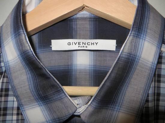 Givenchy Contrast check shirt Size US M / EU 48-50 / 2 - 4