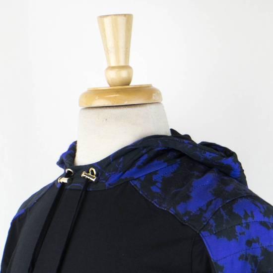 Balmain Black Cotton Shoulder Detail Hoodie Sweatshirt Shirt S Size US S / EU 44-46 / 1 - 3