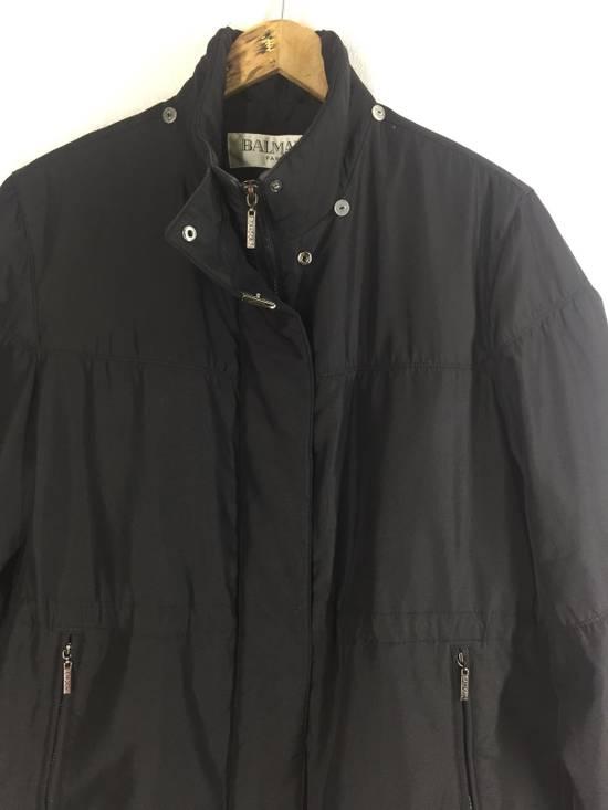 Balmain Final Drop! Balmain Paris Black Parka Jacket Size US L / EU 52-54 / 3 - 3
