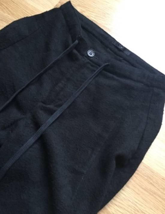 Julius Cashmere blend slouchy baggy pants made in Japan Size US 28 / EU 44 - 4
