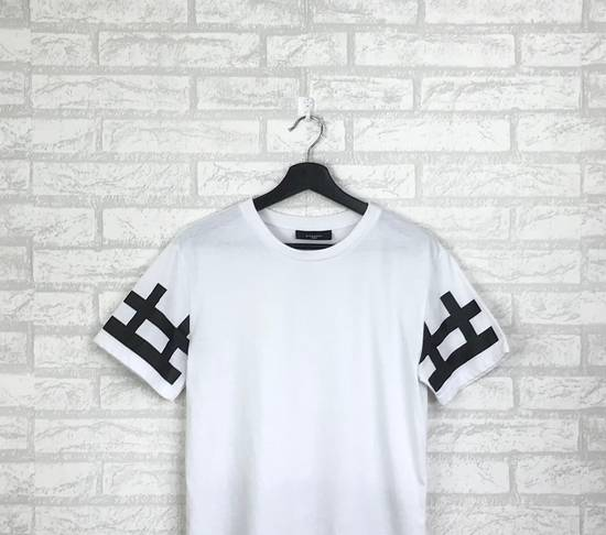 Givenchy Rare!!GIVENCHY Tshirt Desist Big Spell Out Bandana Design Medium Size White Colour (C4) Size US M / EU 48-50 / 2 - 2