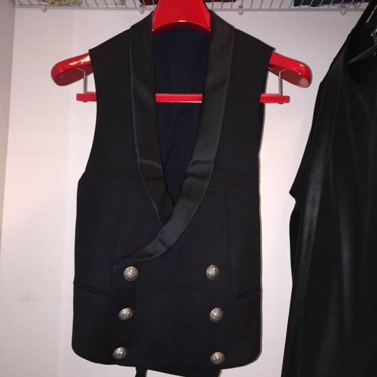 Balmain Balmain tuxedo vest Size US L / EU 52-54 / 3