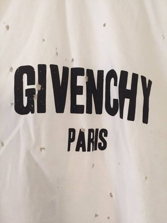 Givenchy Givenchy Destroyed Shirt Size US M / EU 48-50 / 2