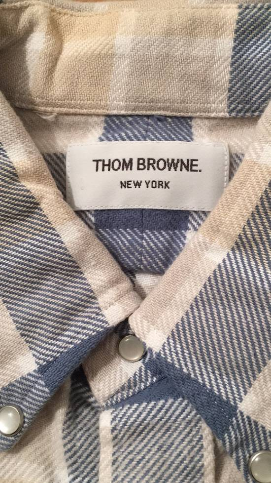 Thom Browne Long Sleeve Button Down Size US XL / EU 56 / 4 - 3