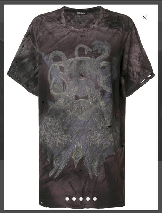 Balmain balmain t-shirt oversize Size US XL / EU 56 / 4 - 6