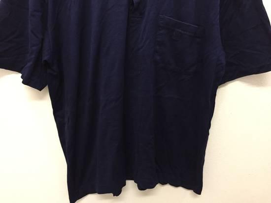 Givenchy 80's GIVENCHY embroidered logo pocket polo t shirt Size US S / EU 44-46 / 1 - 3