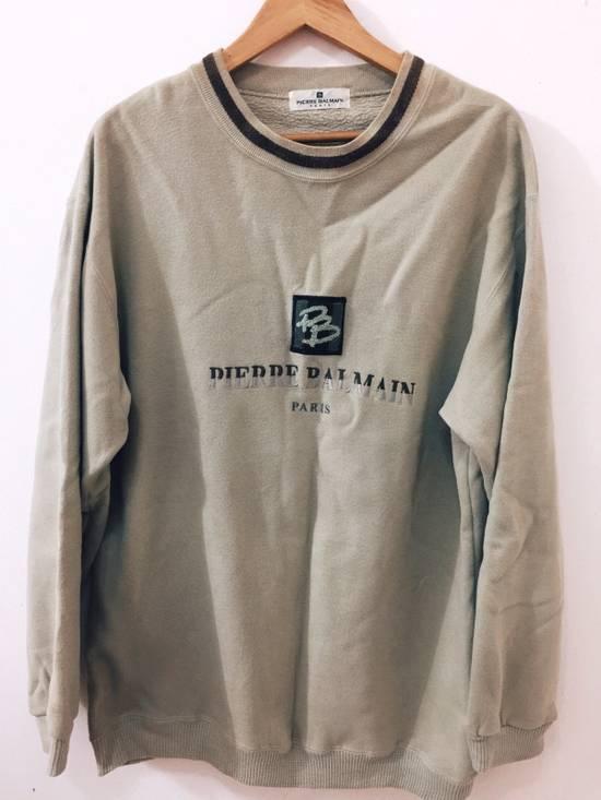 Balmain Pierre Balmain Paris Sweatshirts Size US M / EU 48-50 / 2