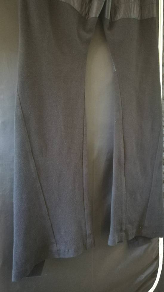 Julius BNWT 2017SS Limited Cargo Slit Cut Flare Wide Pants Size US 32 / EU 48 - 4