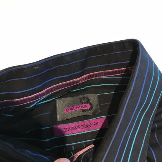 Balmain Balmain Striped Shirt Size US M / EU 48-50 / 2 - 2