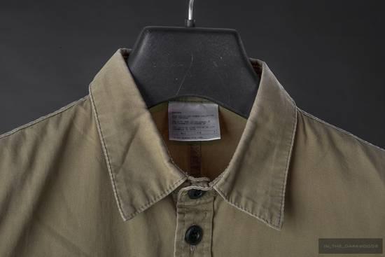 Julius = last drop = Collectors piece: 2003SS patch shirt Size US S / EU 44-46 / 1 - 5