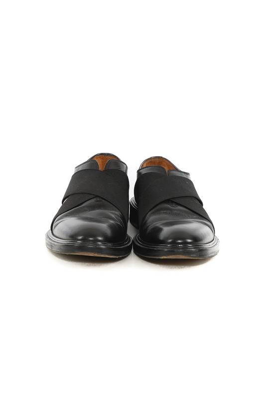 Givenchy Givenchy Black Leather Oxford Shoes Size US 8 / EU 41 - 1