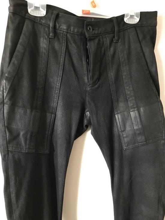 Julius Extra Long Twist Knit Denim Size US 31 - 1
