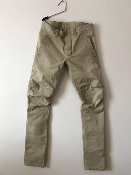 Balmain Balmain Dirt Processing Khaki Pants Size US 30 / EU 46