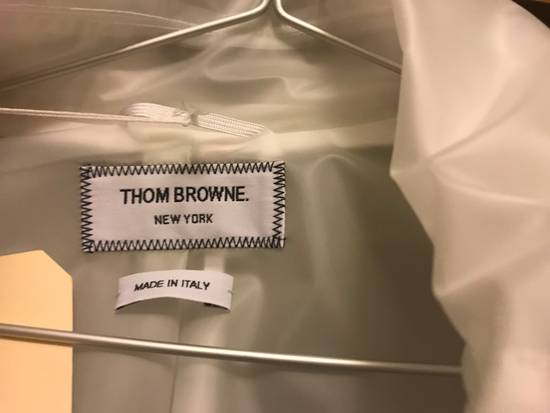 Thom Browne Thom Browne transparent coat 17ss Size US S / EU 44-46 / 1 - 6