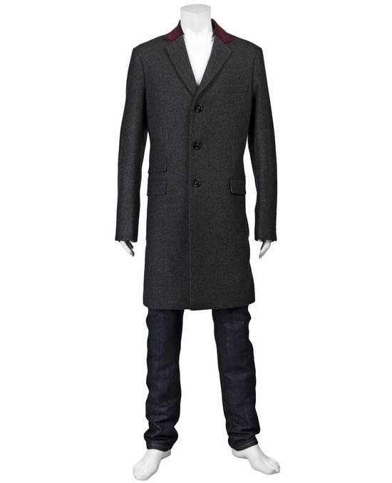 Gant Grey Chesterfield Overcoat Size US M / EU 48-50 / 2