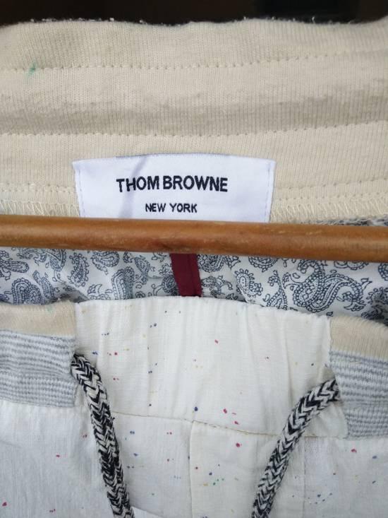 Thom Browne FINAL DROP!! RARE!! Thom Browne Unisex Polka Dot Sweatpants US 32 / EU 48 Size US 32 / EU 48 - 9