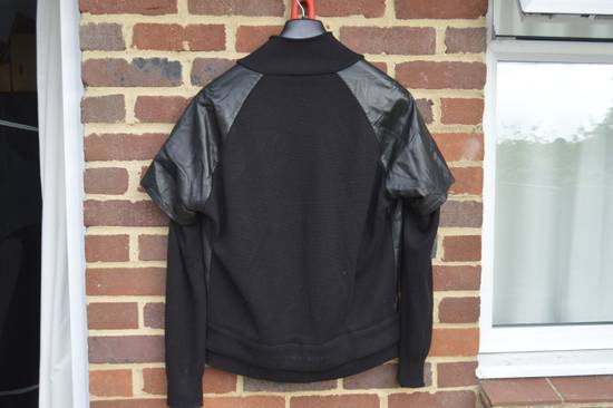 Givenchy Leather and Wool Zipped Jacket Size US M / EU 48-50 / 2 - 6