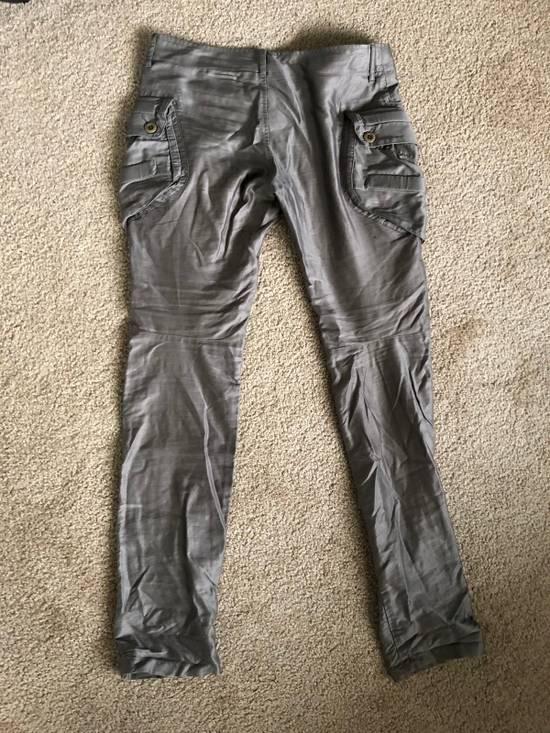 Julius SS10 Cotton Gasmask Lyocell Cargo Pants Size 2 Size US 31 - 1
